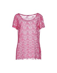 Cycle Shirts Blouses Women Fuchsia