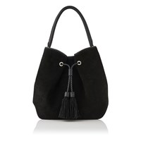 Lk Bennett Thelma Bucket Bag Black