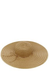 Oasis Metallic Floppy Hat