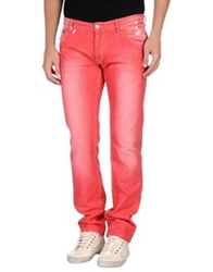Messagerie Denim Pants Coral