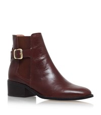 Kurt Geiger London Storm Ankle Boots Female Brown