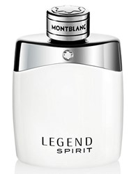 Montblanc Legend Spirit Eau De Toilette 3.3Oz. No Color