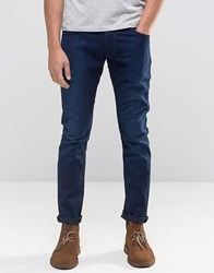 Wrangler Bryson Skinny Jean In Ghost Buster Ghost Buster Navy