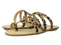 Loeffler Randall Sarie Cheetah Women's Sandals Animal Print
