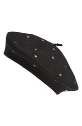 Women's Bp. Studded Wool Blend Beret