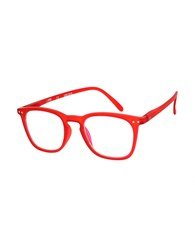 See Concept Screen Glasses E Red Crystal