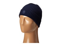 Timberland Th340113 Fitted Knit Watch Cap Dark Sapphire Beanies Blue