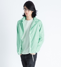 Plus Mint Coach Jacket