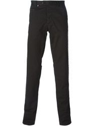 Philipp Plein 'Chuck' Chinos Black