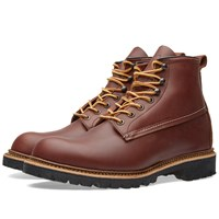 Red Wing Shoes Red Wing 2931 Heritage Work 6' Ice Cutter Boot Burgundy
