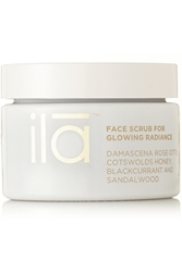 Ila Face Scrub For Glowing Radiance 50G