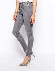 Vivienne Westwood Anglomania Jeans Skinny Jeans With Vintage Wash Grey