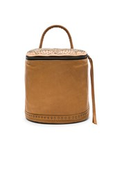 Cleobella Palisades Backpack Tan