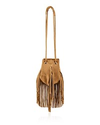 Linea Pelle Stevie Sling Shoulder Bag Cognac
