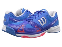 Wilson Rush Evo Blue Blue Iris Men's Tennis Shoes