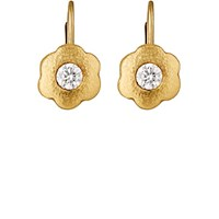 Linda Lee Johnson Women's La Chorus Memoire Earrings No Color