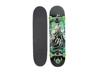 Death Complete Green Skateboards Sports Equipment