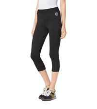 Active Stretch Jersey Capri Leggings Petite