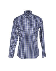 Del Siena Shirts Shirts Men Dark Blue