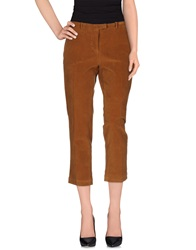 Bellerose Casual Pants Brown