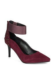 Kenneth Cole Reaction Bill Ding Heels Red