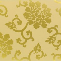 Designers Guild Dushak Wallpaper P468 10 Gold