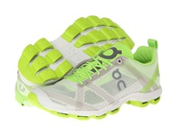On Cloudracer Silver Lime Women's Running Shoes Beige