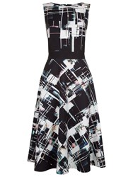 Fenn Wright Manson Check Eugenia Dress Multi