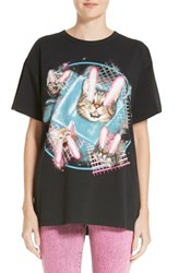 Marc Jacobs Women's Lazer Cat Tee