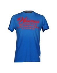 Waimea T Shirts Blue
