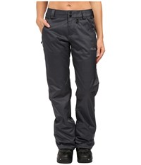 Volcom Snow Frochickie Insulated Pants Charcoal Women's Outerwear Gray
