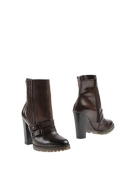 Donna Piu Ankle Boots Black