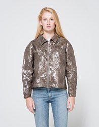 Collina Strada Mechanic Jacket Metallic