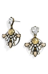 Baublebar Women's 'Venus' Drop Earrings Antique Gold