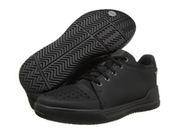 Mozo Gallant Black Men's Lace Up Casual Shoes