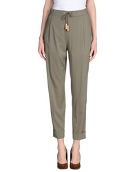 Fabiana Filippi Trousers Casual Trousers Women Lead