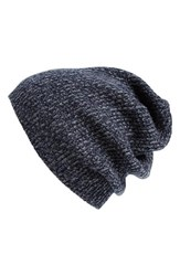 Men's Vince Ribbed And Marled Cashmere Beanie