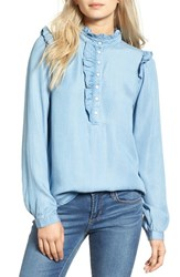 Women's Bp. Ruffle Blouse