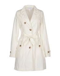 Kaos Full Length Jackets Ivory