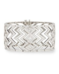 Stephen Webster Lady Stardust White Gold Diamond Bracelet