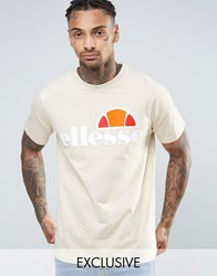 Ellesse T Shirt With Large Logo Stone