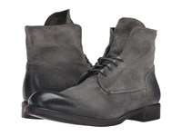 John Varvatos Rivington Wire Boot Steel Grey Men's Lace Up Boots Gray