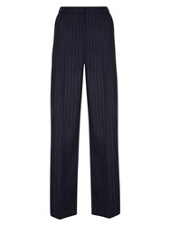Hobbs Aine Trousers Navy Ivory