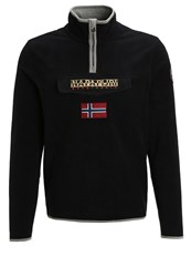 Napapijri Tosy Fleece Jumper Black