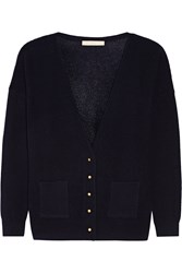 Vanessa Bruno Esprit Wool And Cashmere Blend Cardigan