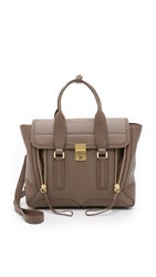 3.1 Phillip Lim Pashli Medium Satchel Taupe