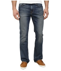 Joe's Jeans Japanese Denim Rocker Bootcut In Tenri Tenri Men's Jeans Blue
