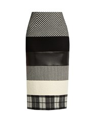 Max Mara Paloma Skirt Black Multi