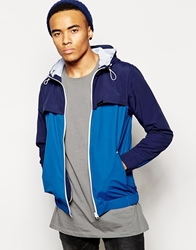 Voi Jeans Jacket Lightweight Navy