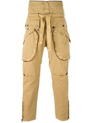 Faith Connexion Cargo Pants Brown